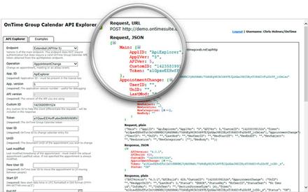 API Explorerがあなたの開発をサポート