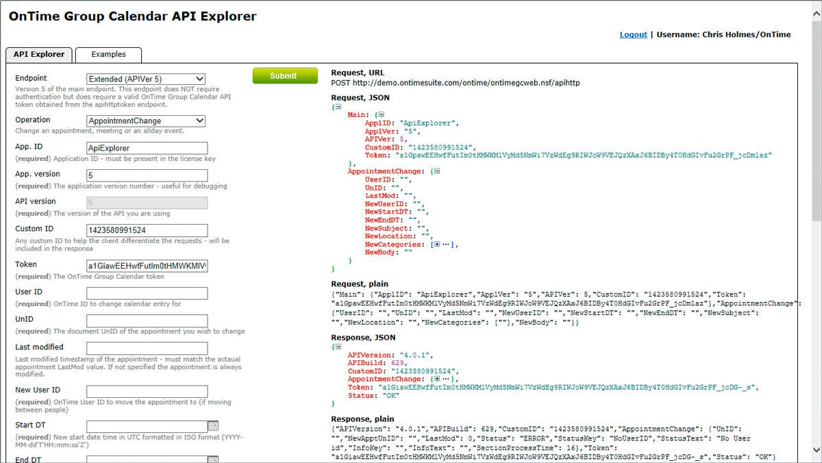 その他オプション Open API オプション